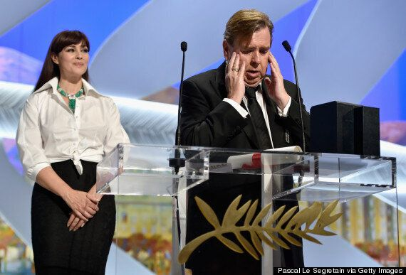 Cannes 2014: Timothy Spall Wins Best Actor Prize For 'Mr Turner' At Film