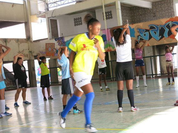 Football in Brazil: It's Different for