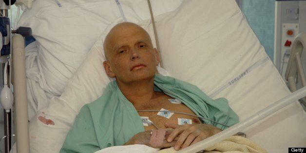 Alexander Litvinenko was poisoned by Polonium