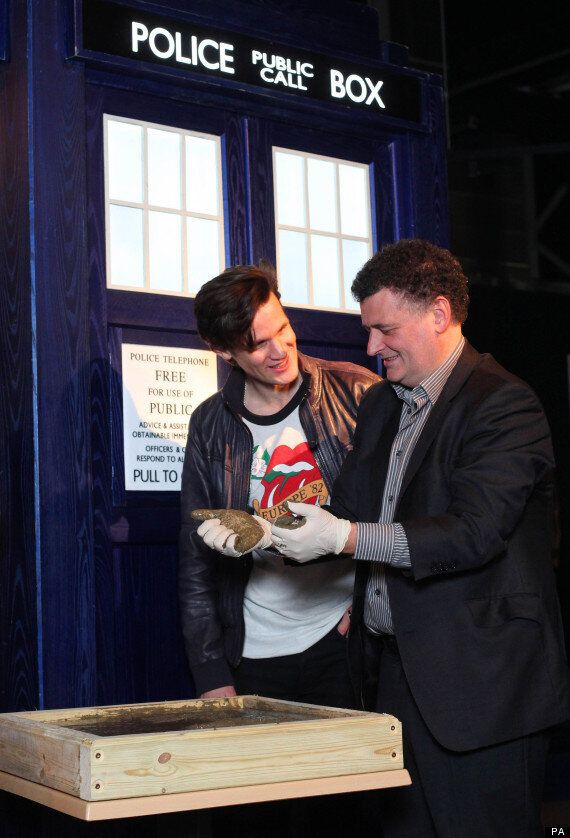 Doctor Who's Steven Moffat: 'Finding New Doctor Is