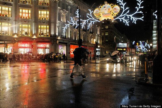 UK Weather: Gales and Flooding Could Disrupt Christmas