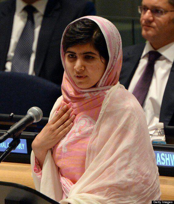 Malala Yousafzai Tells UN 'The Taliban Failed To Silence Us With Their