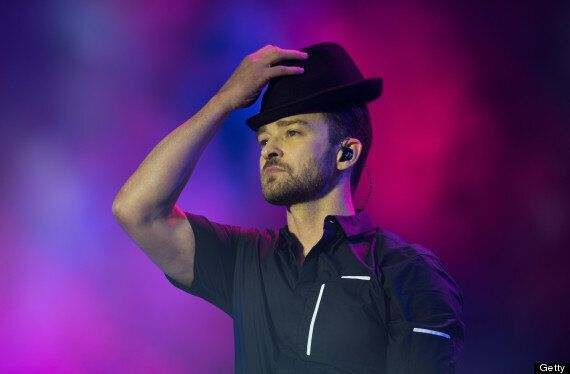 Justin Timberlake Debuts New Single 'Take Back The Night' At Wireless Festival, Brings SexyBack To London