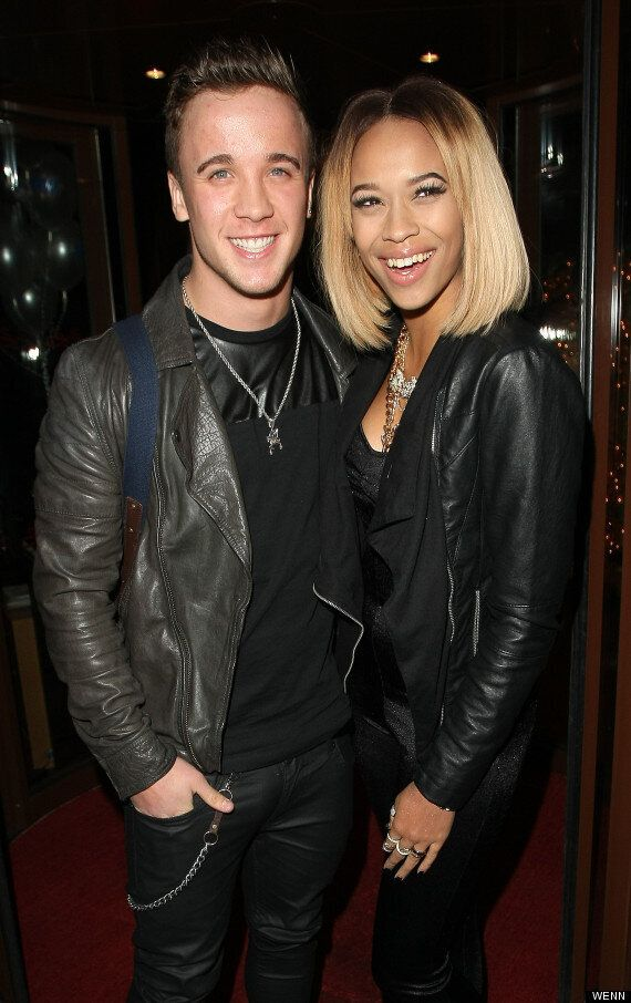 X Factor's Sam Callahan Admits He 'Loves' Tamera Foster, Confirming