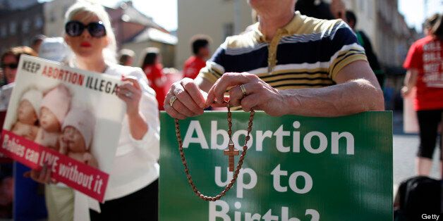 The Irish Abortion Bill Reveals a Deeply Ingrained Disregard for the Personhood of