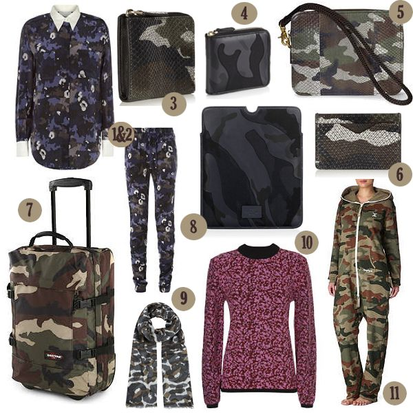Next Season Now: Camo