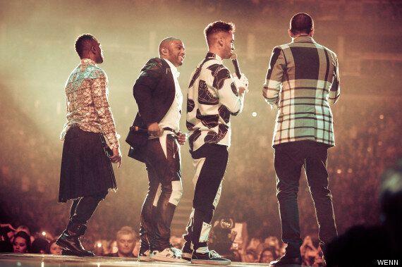 JLS Bid Fans Farewell On Final Night Of 'Goodbye Tour'