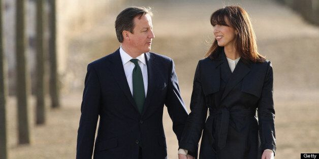 No.10 has dismissed reports Samantha Cameron is driving Syria