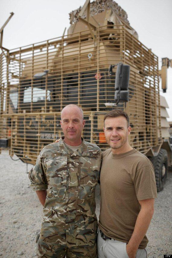 TV TONIGHT: Monday 23 December - 'Gary Barlow: Journey To Afghanistan', 'Heston's Great British
