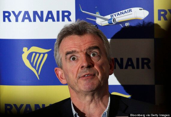 Ryanair Steward Screamed: 'F**k You, F**k You, F**k You' At Passenger Who Handed Back 'Overpriced'