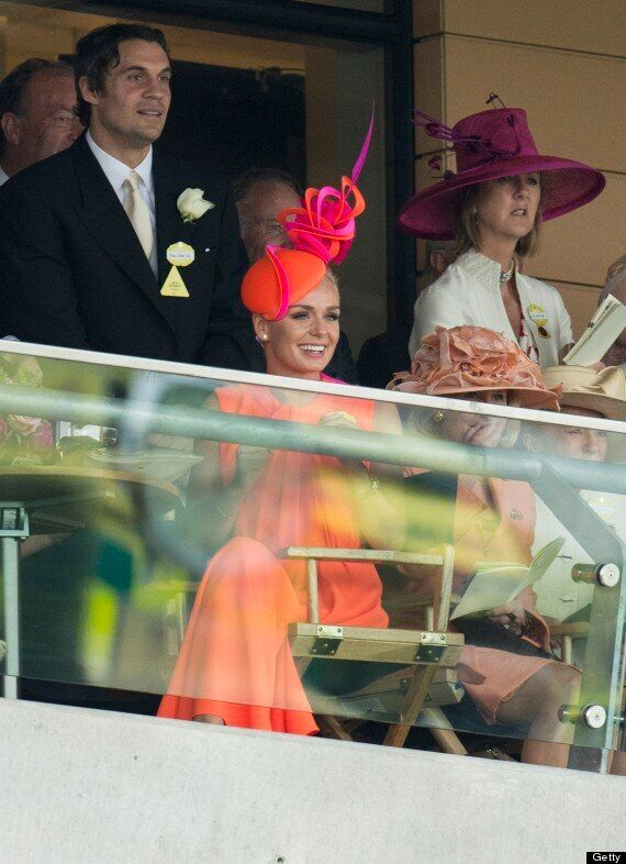 Katherine Jenkins' New Boyfriend, Adam Bidwell, Is A Friend Of Prince