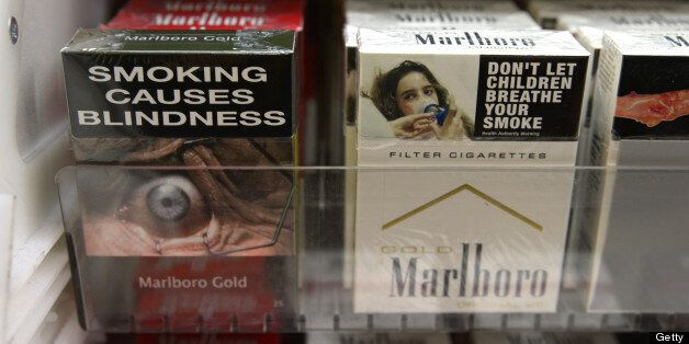 Industry Trumps Evidence in Tobacco Packaging