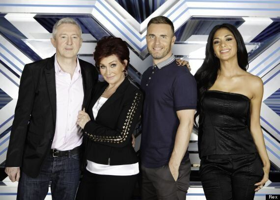 'X Factor': Judges Gary, Louis, Nicole & Sharon Reveal Groups Are Strongest Category So Far This