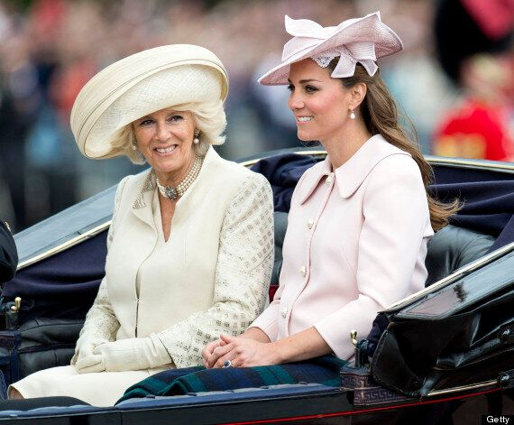 Royal Baby Should Be Here By The End Of The Week, Says Camilla, Duchess Of