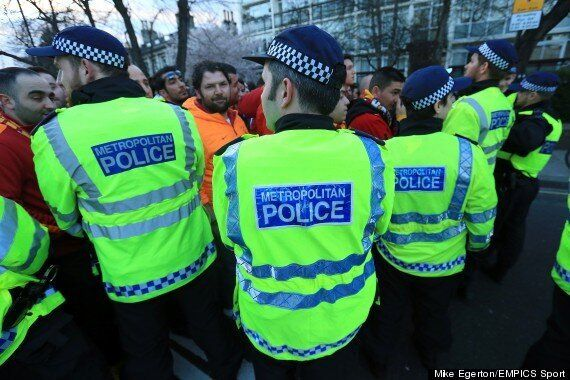 Hundreds Of Police Officers Failing New Mandatory Fitness