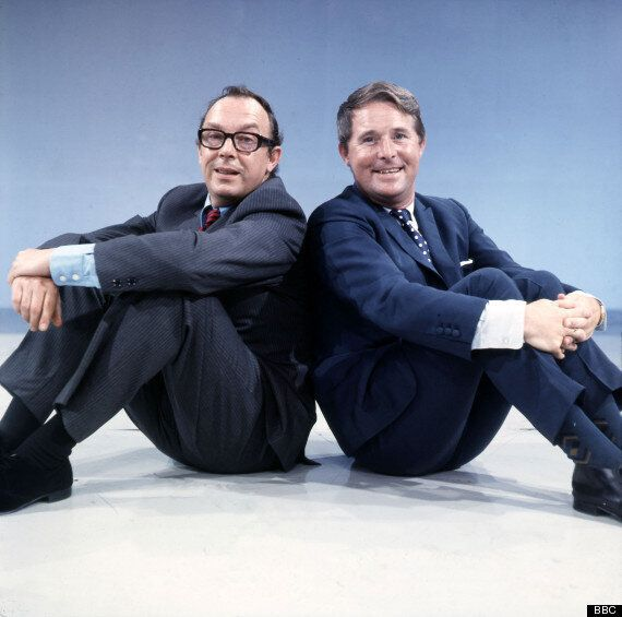 TV Tonight: Christmas Eve - Carols From King's, Morecambe and Wise, Big Fat Gypsy