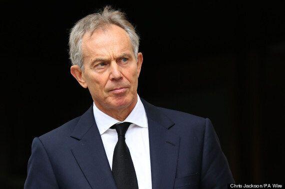 Tony Blair Defends Immigration And EU, Says Ukip 'Nasty And