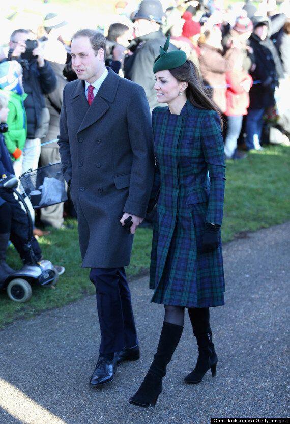 Royal Christmas Church Visit Lacks A Certain Prince