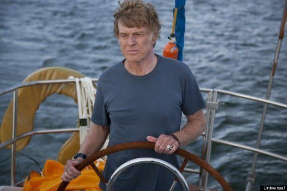 'All Is Lost' Director JC Chandor Reveals The Truth About Steering Robert Redford Through Film Of Solitude...