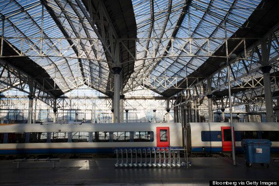 Minister Accused Of 'Hypocrisy' Over Lack Of Boxing Day Train