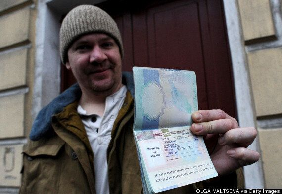 Greenpeace Arctic 30 Protester Cleared To Leave