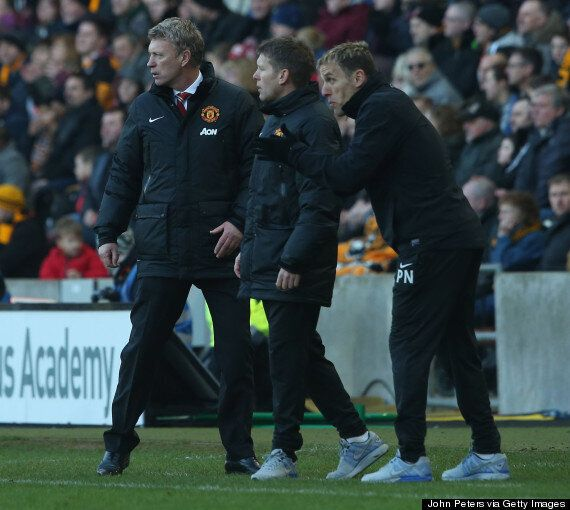 Hull City 2-3 Manchester United: David Moyes's Turning