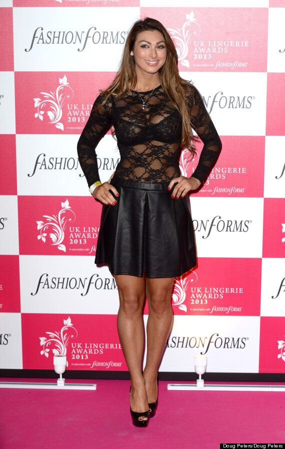 Luisa Zissman Shows Off Her Abs As 'Big Brother' Health Kick Gets Underway