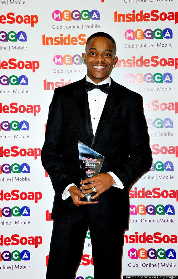'EastEnders' Star Khali Best Suspended From Filming For 'Bad
