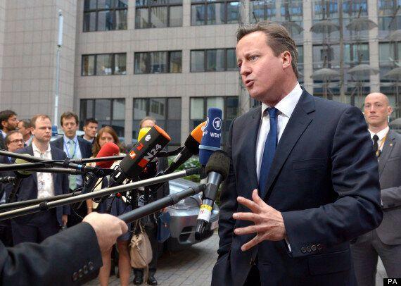 Cameron Tells EU Leaders Brussels Is 'Too Big, Too Bossy' In Wake Of European