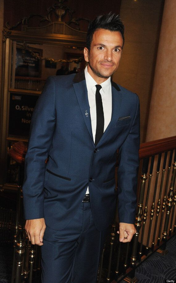 Peter Andre: 'I Turned Down Strictly Come Dancing Over Tight