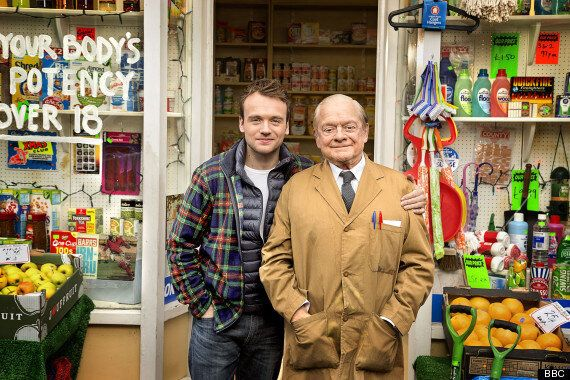'Still Open All Hours' Keeps Customers Happy, David Jason's Sitcom Topping Boxing Day