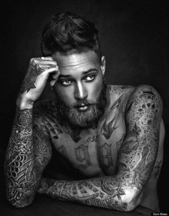 Remarkable How Billy Huxley And His Beard Are Changing The Face Of Mens Natural Hairstyles Runnerswayorg