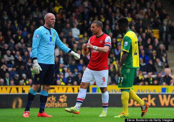 Arsenal Transfer News: John Ruddy A £6m
