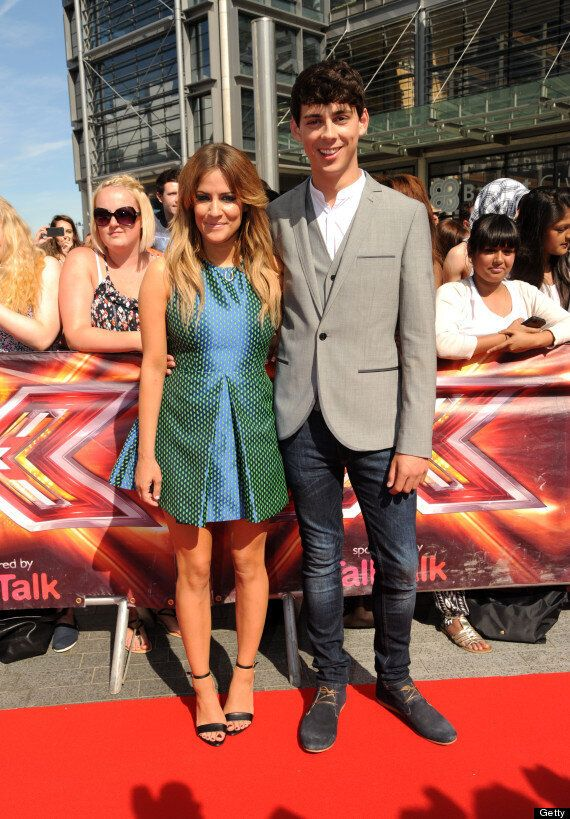 Xtra Factor's Matt Richardson: 'I'm Too Much Of A Goon To Be Romantically Linked To Caroline Flack'
