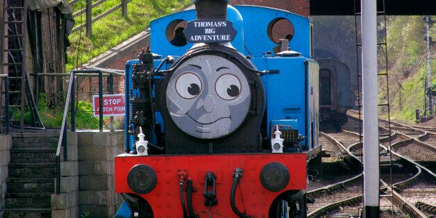 Mary Creagh, Labour Shadow Transport Secretary, Says Thomas The Tank Engine To Blame For A Lack Of Female...