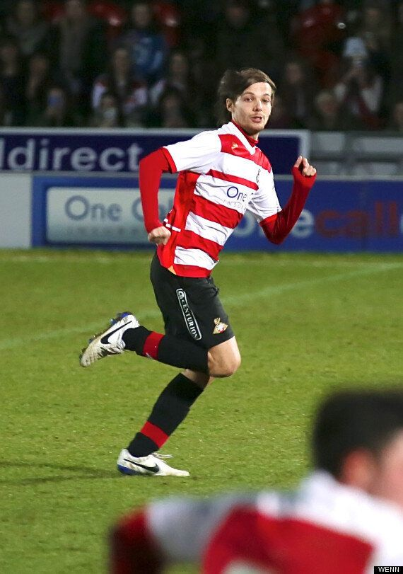 Doncaster Reserve's Football Career Goes Up In Smoke After Appearing To Smoke