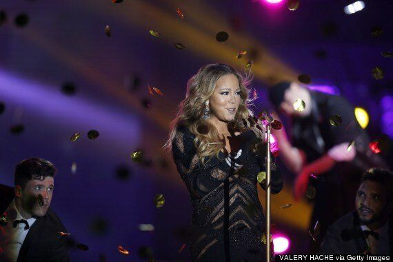 Mariah Carey Causes Four Hour Delay At World Music Awards, Keeping Miley Cyrus And James Arthur
