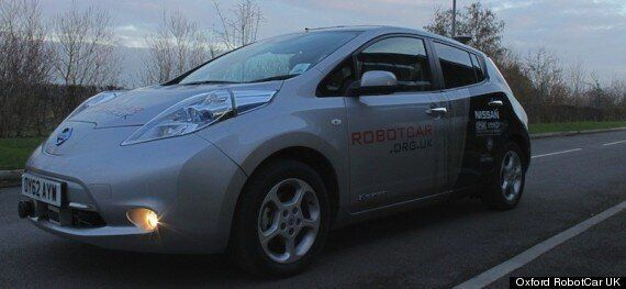 Driverless Cars To Be Tested On UK Roads By End Of The Year (With A Back Up