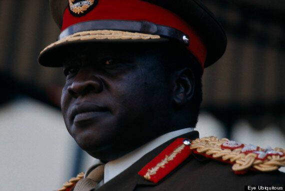 The Queen 'Plotted To Hit Ugandan Dictator Idi Amin With Ceremonial