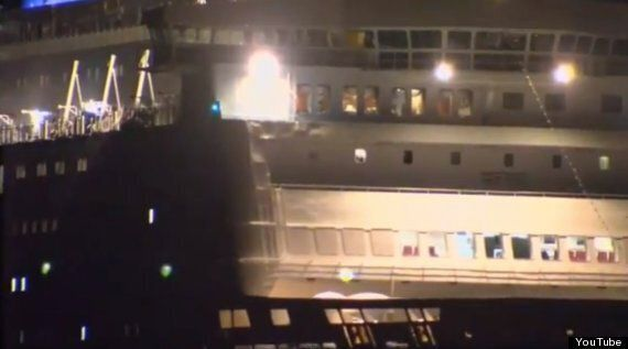 Ferry Fire: One Passenger Detained After Major North Sea