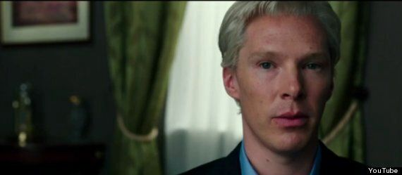 'The Fifth Estate' Trailer: Benedict Cumberbatch Unveiled As Julian Assange For Wikileaks Film
