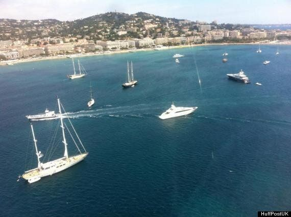 Living an A-List Life at Cannes Film Festival 2014 - Working NEARLY as Hard as Nicole