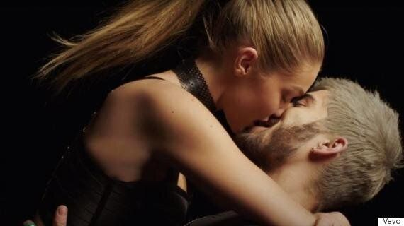 Zayn Malik And Gigi Hadid Appear In 'Pillowtalk' - 22 More Of The Sexiest Music Video Couples