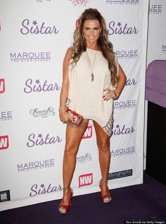 Katie Price Shares Belfie On Twitter To Show Weight Loss After Suffering Mystery
