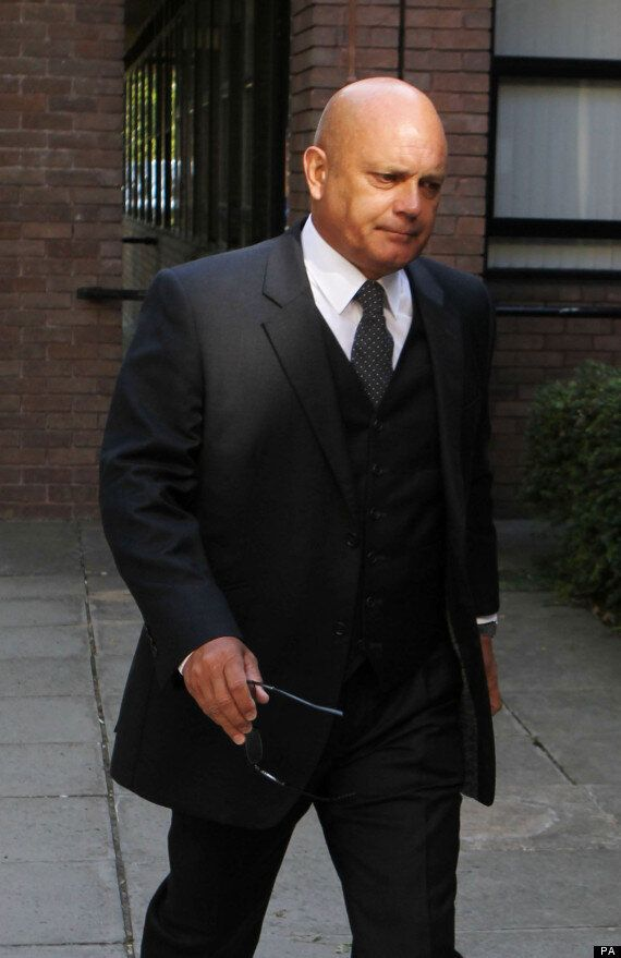 Ray Wilkins, Former England Footballer, Convicted Of