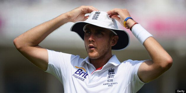 Ashes 2013 - Walking and the Spirit of