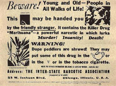 American Drug History X: an allegory for