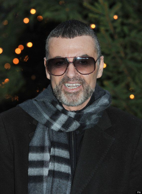 George Michael Rushed To