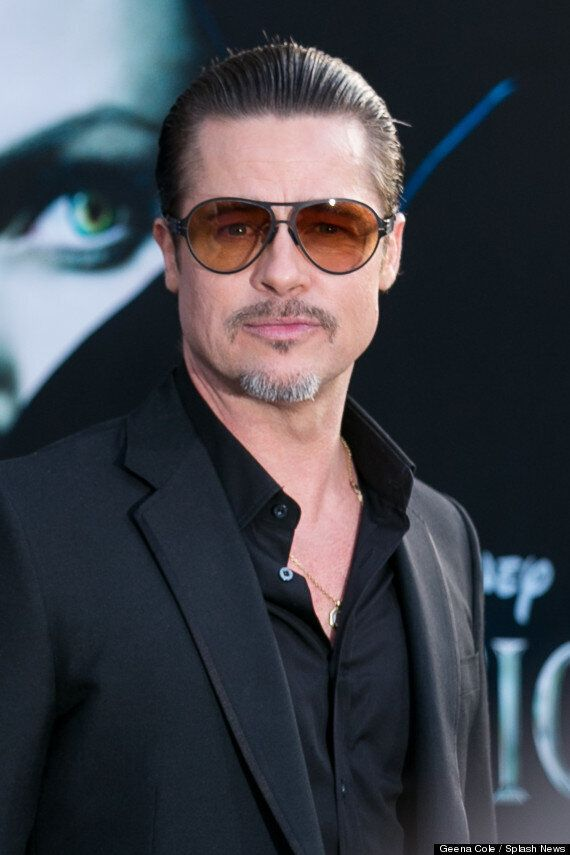 Brad Pitt 'Attacked' While On 'Maleficent' Premiere Red Carpet With Angelina Jolie