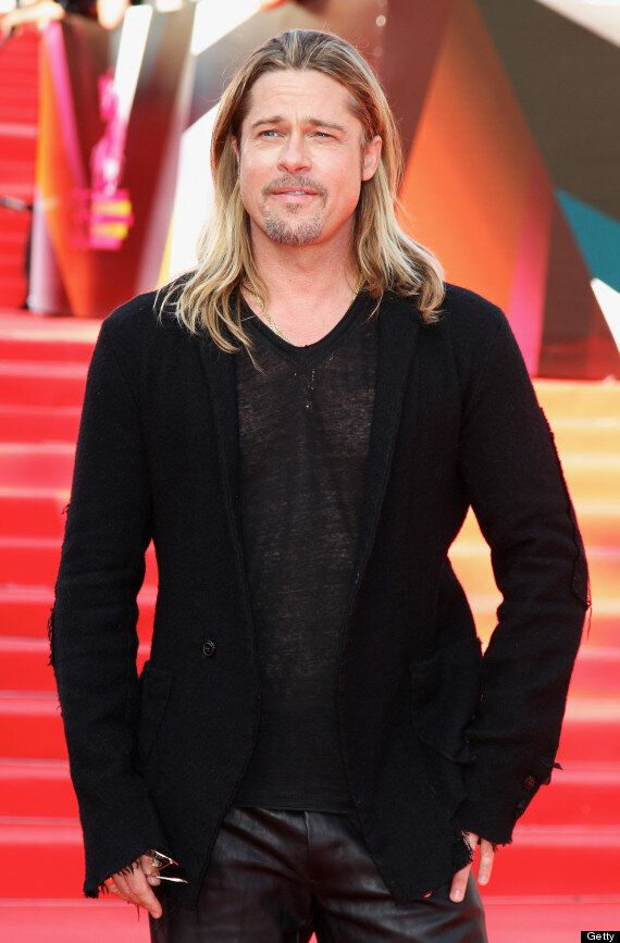 Brad Pitt's Body Double Reportedly Earned Just £4 An Hour For 'World War
